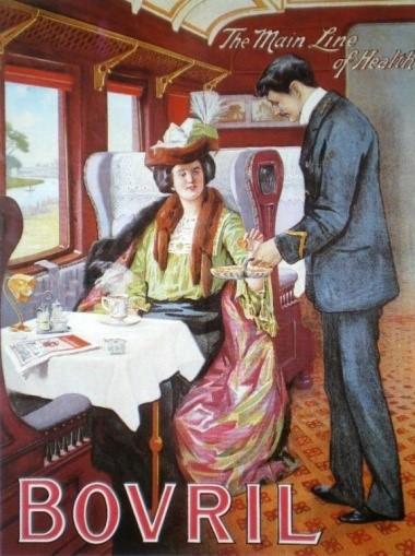 保卫尔牛肉汁(Bovril)是二十世纪后期英国流行的一款滋补品,迄今仍在销售
