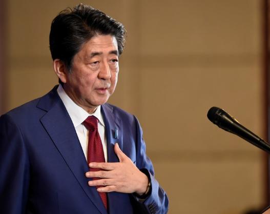 安倍成為日本連續執政時間最長首相。 海外網 圖