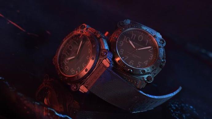 諾蘭《信條》上映在即,電影未播先火又帶熱了鈦金屬腕表