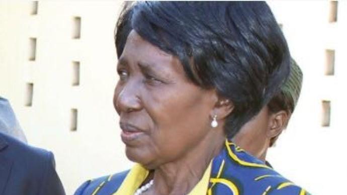 赞比亚副总统新冠病毒检测呈阳性