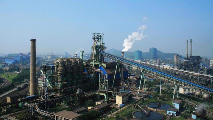 馬鋼股份上半年凈利同比降三成:鋼材產品毛利較上年同期下降