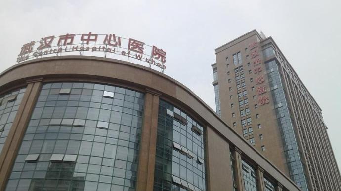 蔡莉不再擔任武漢市中心醫院黨委書記,王衛華接任