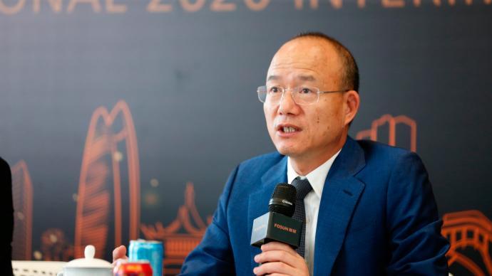 復星董事長郭廣昌:已完成全球布局,擴張中一定要有血的教訓
