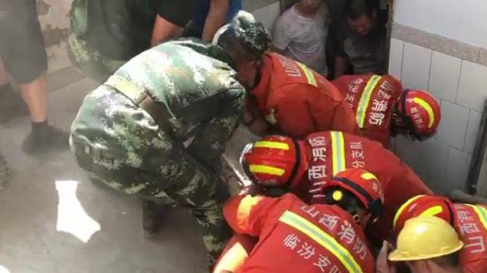 山西襄汾聚仙飯店坍塌,已致5人死亡、1人重傷