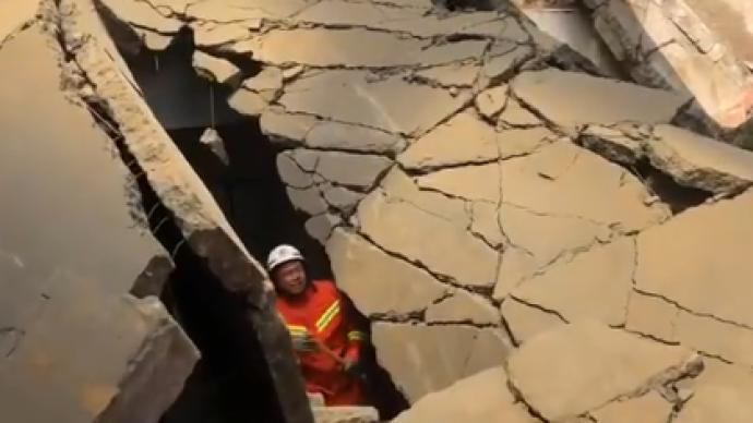 山西一飯店坍塌已致5死1重傷,應急管理部住建部派出工作組