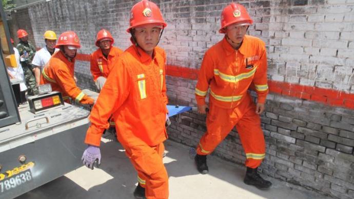 山西襄汾飯店坍塌已致17死,國務院安委會掛牌督辦事故查處