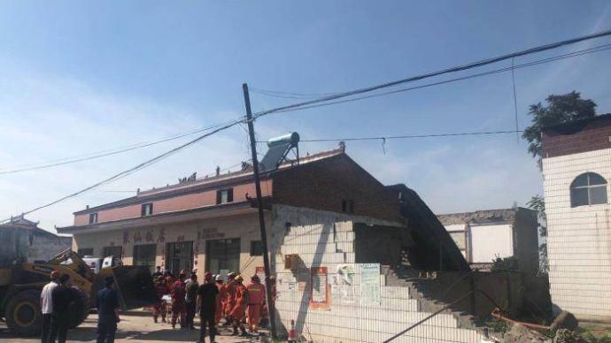 山西襄汾縣住建局:調查組正核實聚仙飯店是否存在違建