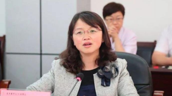 楊慧擬任貴州省衛健委黨組書記,曾率工作組支援武漢抗疫