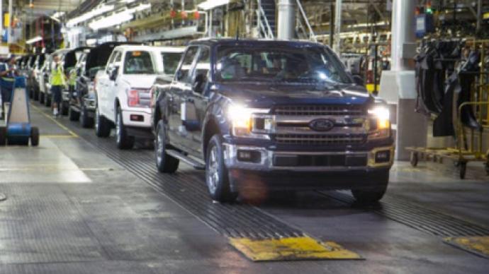 福特被曝擬在北美裁員1000人,寶馬也要裁員應對銷量下滑