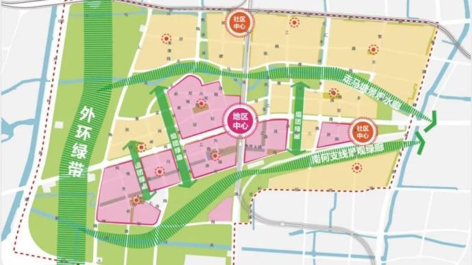 上海南大智慧城規劃:面積628公頃,定位前沿技術研發應用