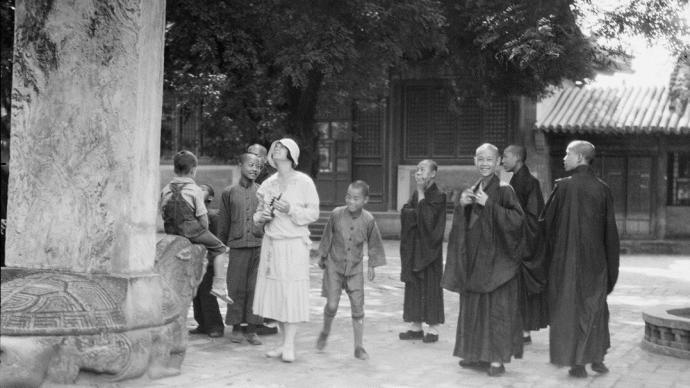 """富平安的百岁人生——一位美国女传教士与她的""""中国情结"""""""