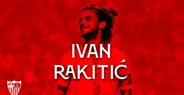 拉基蒂奇回归塞维利亚。