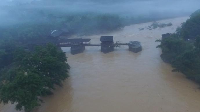"""多地古橋、古城墻汛期損毀,被洪水侵襲后古建筑如何""""續命"""""""