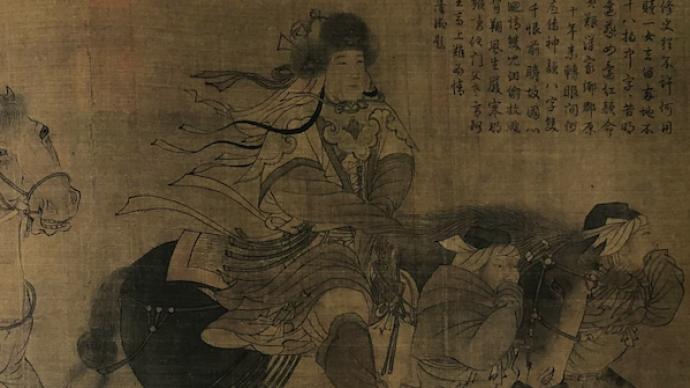 金元时期《文姬归汉图》中的服饰与年代问题