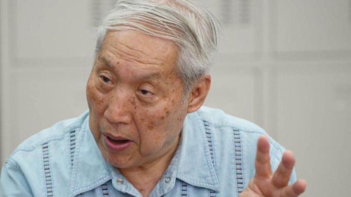 """样板戏《红灯记》中""""李玉和""""扮演者钱浩樑离世,享年87岁"""