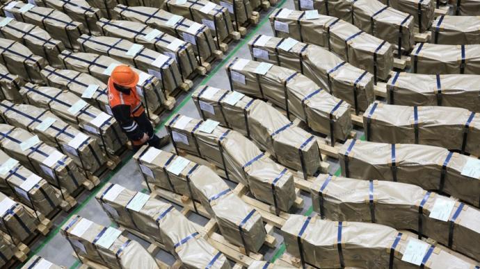 8月制造業PMI為51.0%,比上月略降0.1個百分點