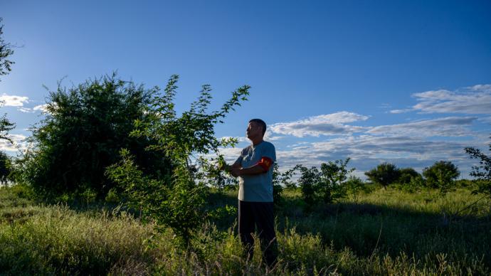 幸?;ㄩ_新邊疆|內蒙古科右中旗:生態環保孕育出的脫貧路