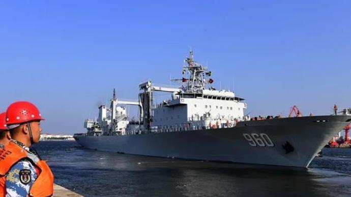 海軍第三十六批護航編隊起航赴亞丁灣、索馬里海域