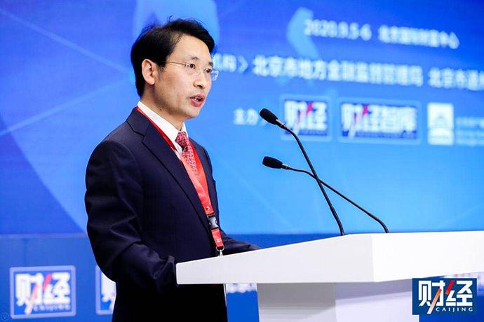 通州区区委副书记、区长赵磊