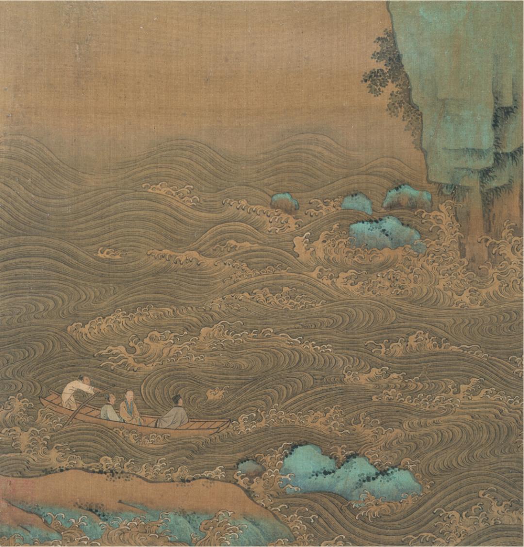宋人《赤壁图》故宫博物馆藏