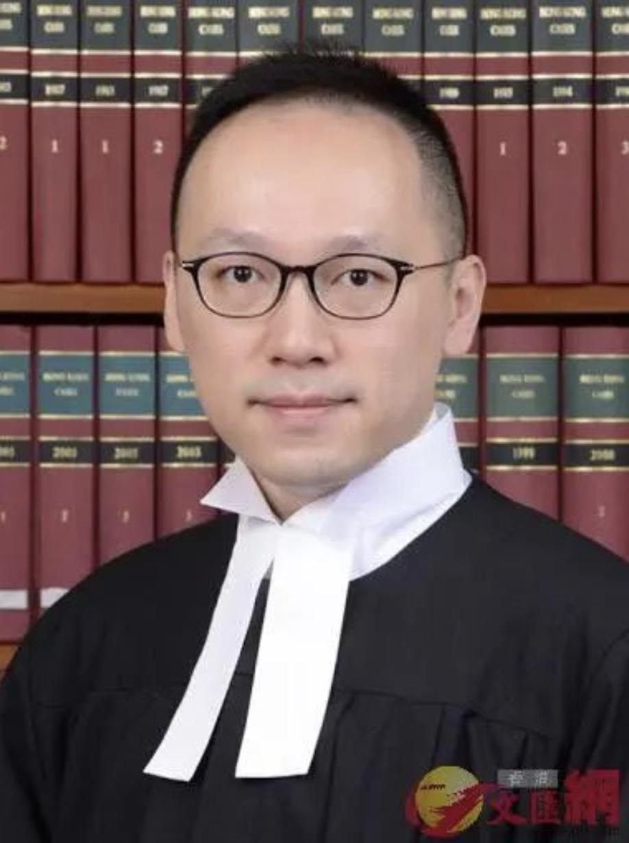 港媒:多次轻判乱港分子,香港法官何俊尧被调职