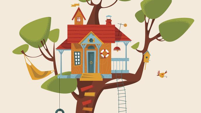 澎湃新聞暑假征稿| 未來我的家會在大樹上