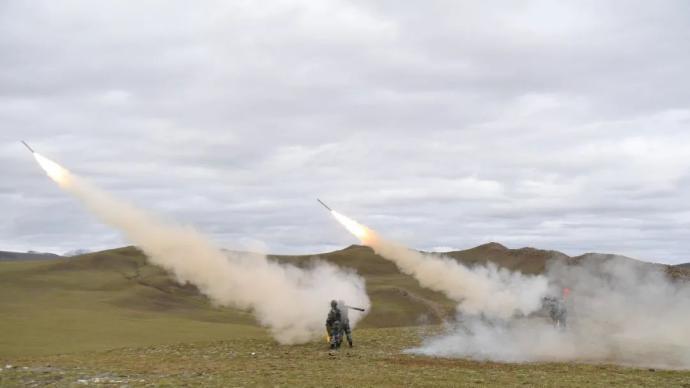 西藏山南軍分區防空兵分隊跨區域實彈射擊實現多個首次