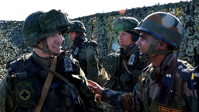 兵韜志略|印度突然退出與俄軍演,無奈之舉還是另有他圖?