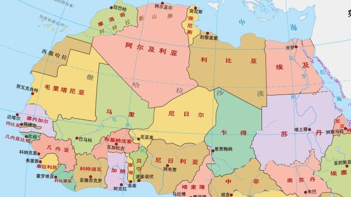 """中国一""""驴友""""欲徒步穿越非洲,身患疟疾后使馆喊话劝阻"""