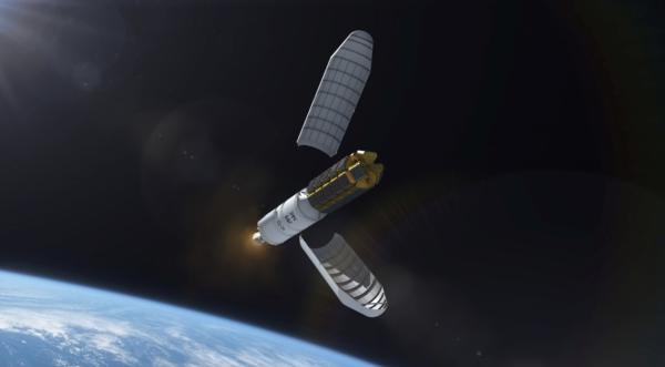 朱雀二号液氧甲烷运载火箭星座组网在轨安放暗示