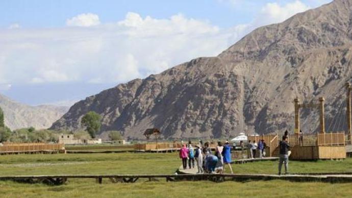 新疆喀什實行A級景區免票等8項優惠政策,助力旅游市場恢復