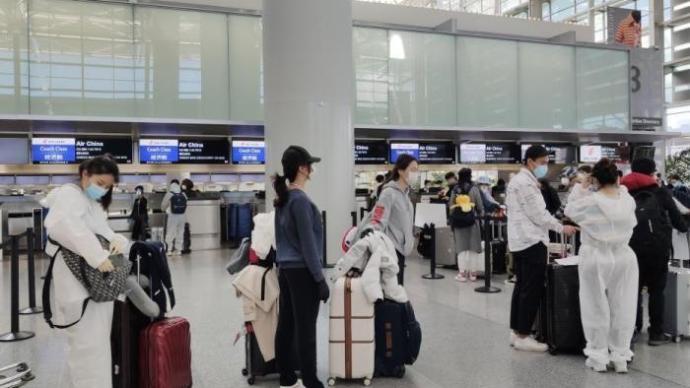 9月25日起,日本赴华航班乘客须凭3日内核酸阴性证明登机