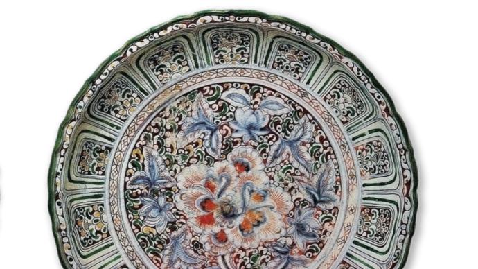鉴赏|亚洲历史文化背景下的越南彩绘瓷