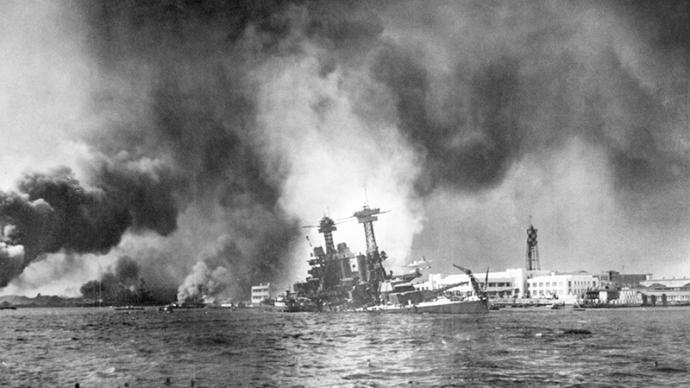 齐锡生:珍珠港事件前中国之缩影