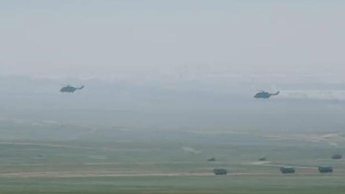 視頻|揭秘我軍新型作戰力量空中突擊旅