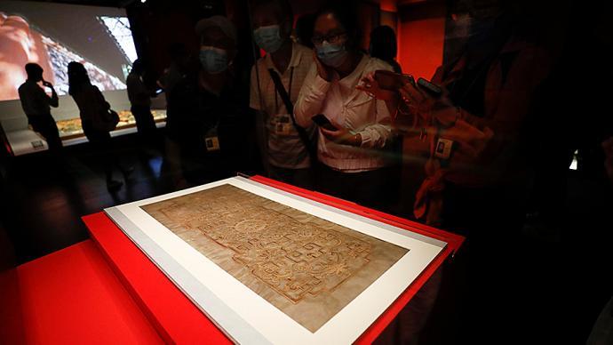 城事|《紫禁城建成六百年》啟幕:深宮漆紗200年來首展
