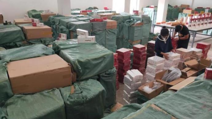 云南偵破特大跨境制售假煙案,案值逾2.5億元