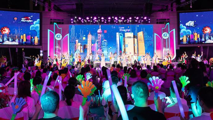 2020年上海旅游節開幕,南京路步行街東拓開街,龔正出席