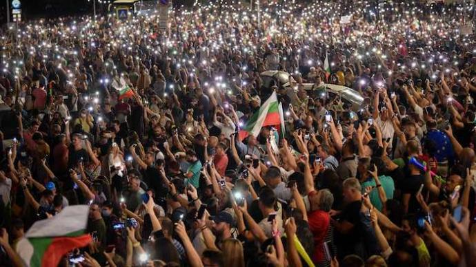 澎湃思想周報丨保加利亞社會抗議浪潮;希土爭端的歷史與現實
