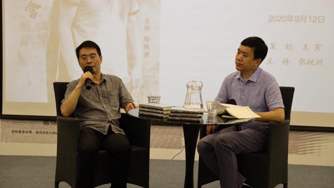 詩歌來到美術館|西渡:中國詩人應該盡早拋棄大師情結