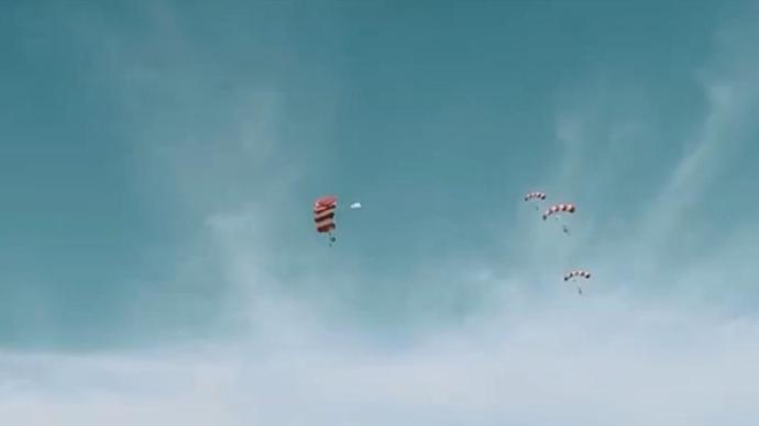 超燃!中国空降兵成立70周年,最新宣传片震撼发布