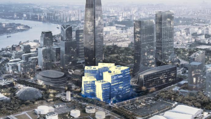 """全球藝場聚焦""""上海時間"""",上海將打造""""西岸藝島"""""""