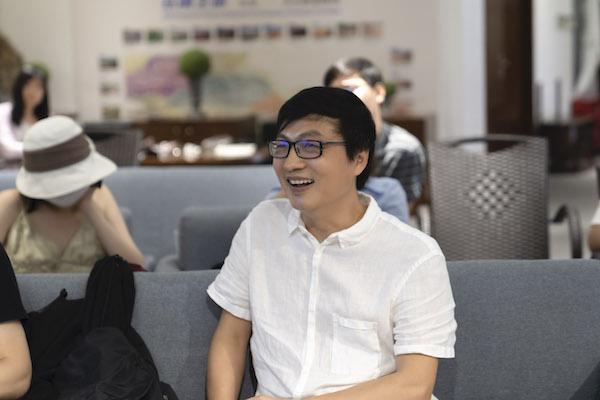 浙江美术馆典藏部主任陈纬