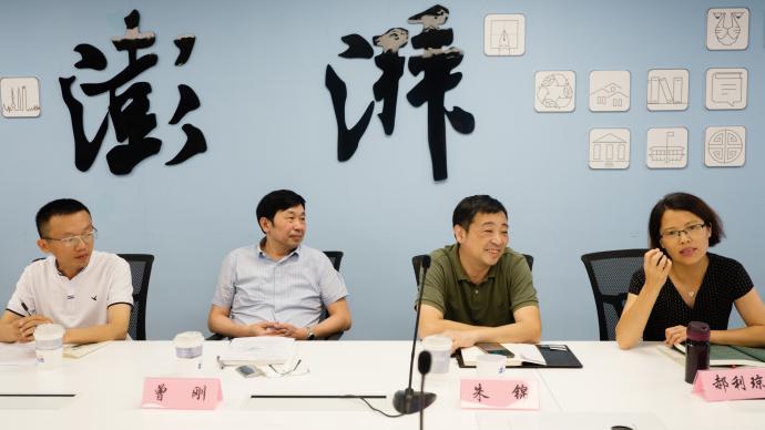 澎湃下午茶|上海垃圾分類進行時:水平很高,維持有挑戰