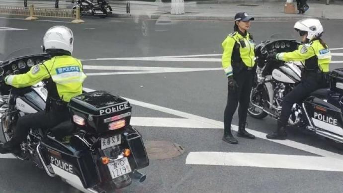 馬上評|交警隊巨資購10輛哈雷摩托,有這個必要嗎?