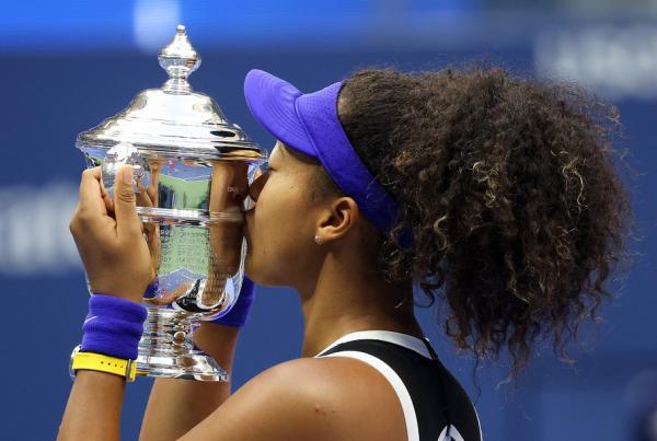 大坂直美第二次夺得美网冠军。