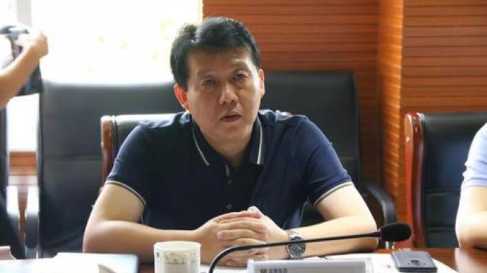張亞丹任四川省都江堰市市長