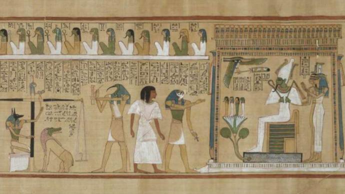 讲座︱颜海英:古埃及神庙中的《亡灵书》