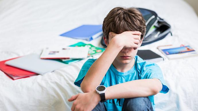 心理問答| 孩子焦慮未必是壞事,它是拷問生命意義的鑰匙