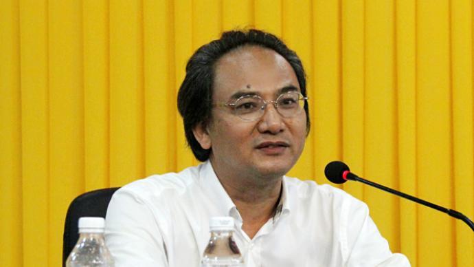 唐農不再擔任廣西中醫藥大學校長